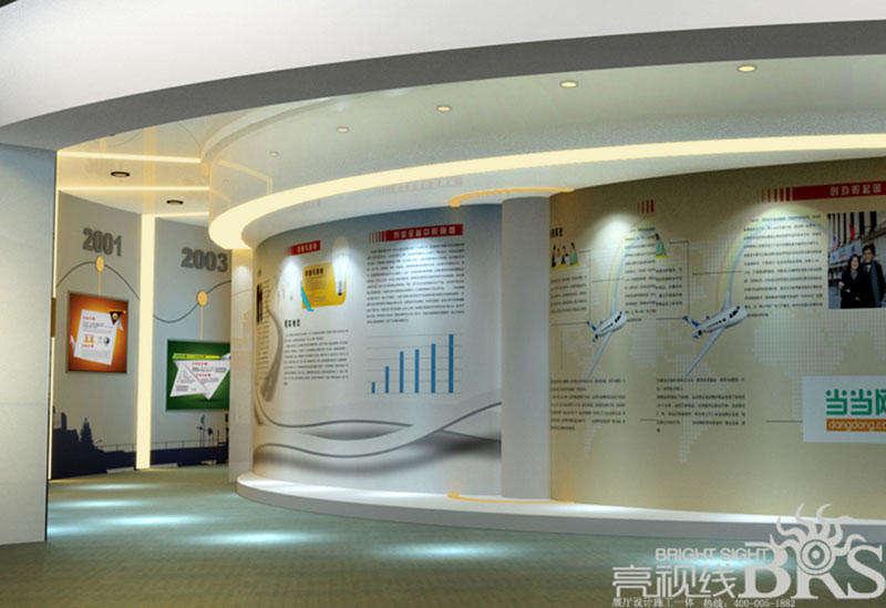 均衡与对位是展厅平面布局设计手法构图的主体法则