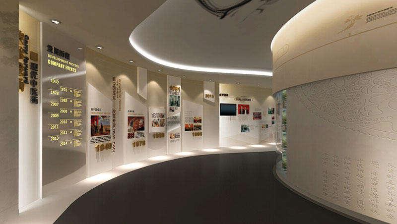 展厅企业设计模式软件原则图片