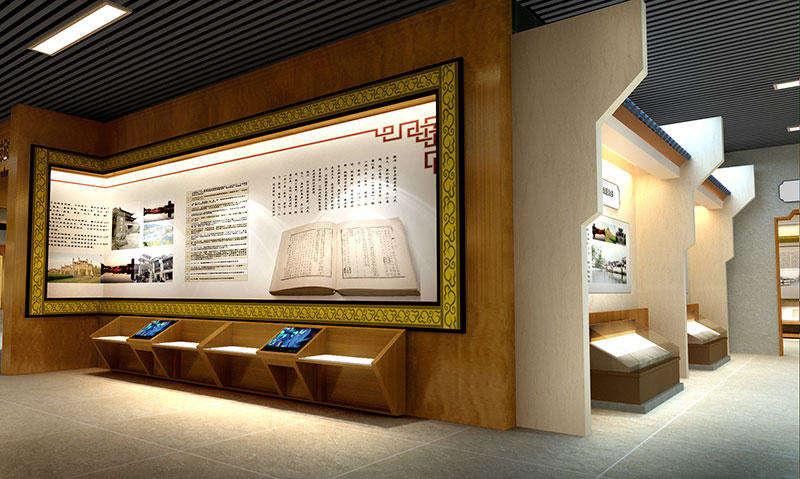 歙县博物馆医药展厅