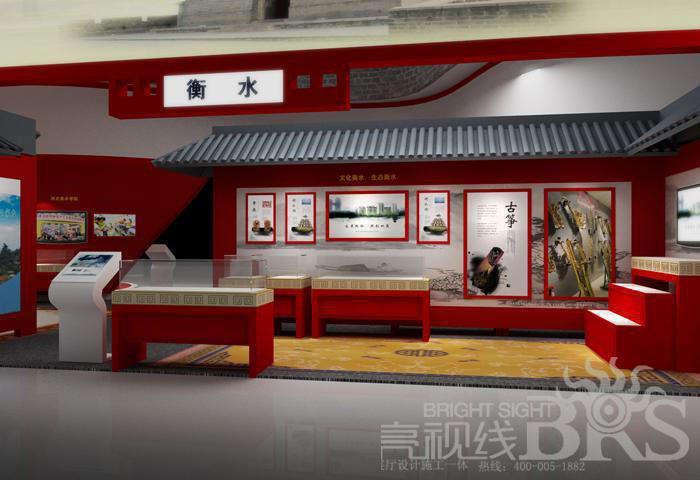 中国式展厅设计