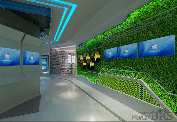 展厅设计的照明艺术