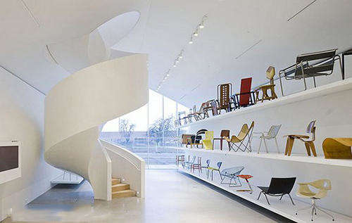 国外家具展厅设计欣赏-北京亮视线