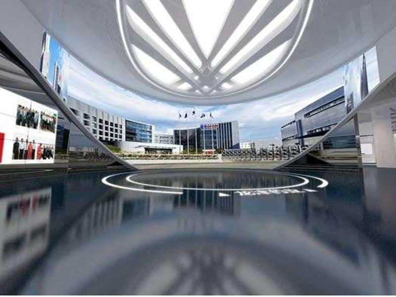 北京展厅设计公司-企业展厅设计风格